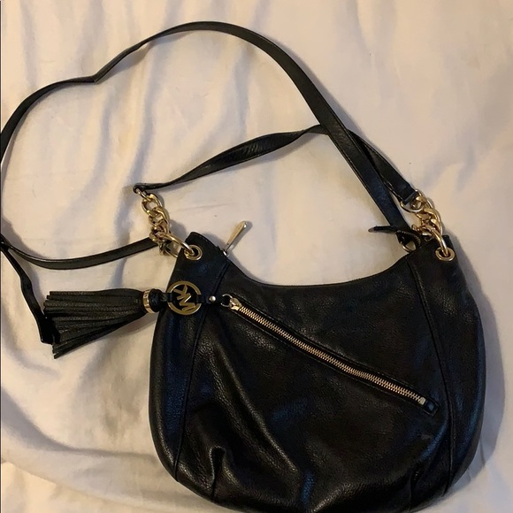 89131ab7d879 Michael Kors Bags | Black Leather Bag | Poshmark